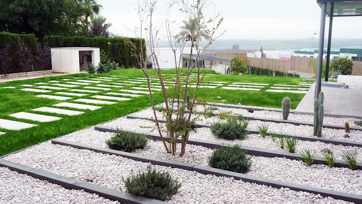 Garden by FABRICA DE ARQUITECTURA