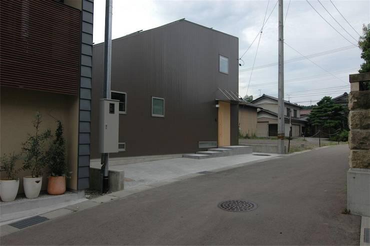 house A _Ultimate efficiency: 吉村寿博建築設計事務所が手掛けた家です。
