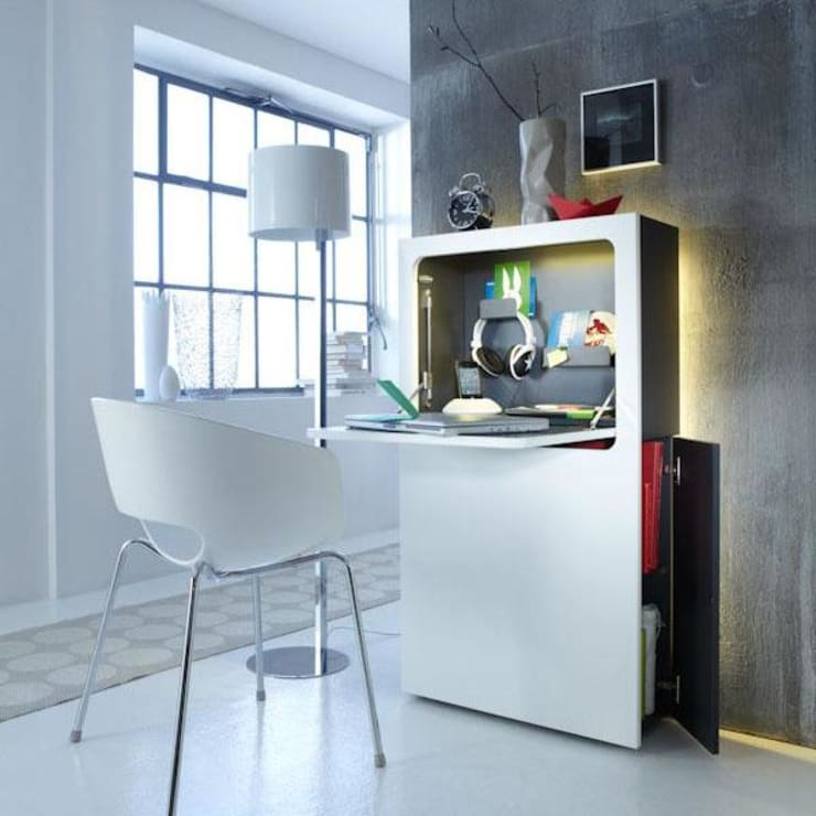 Office spaces & stores  by homify