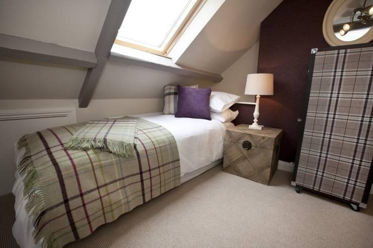 Projekty,  Sypialnia zaprojektowane przez Rachel McLane Ltd