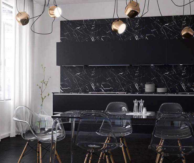 Luz/Sombra/Transparencia: Livings de estilo moderno por JW Renders