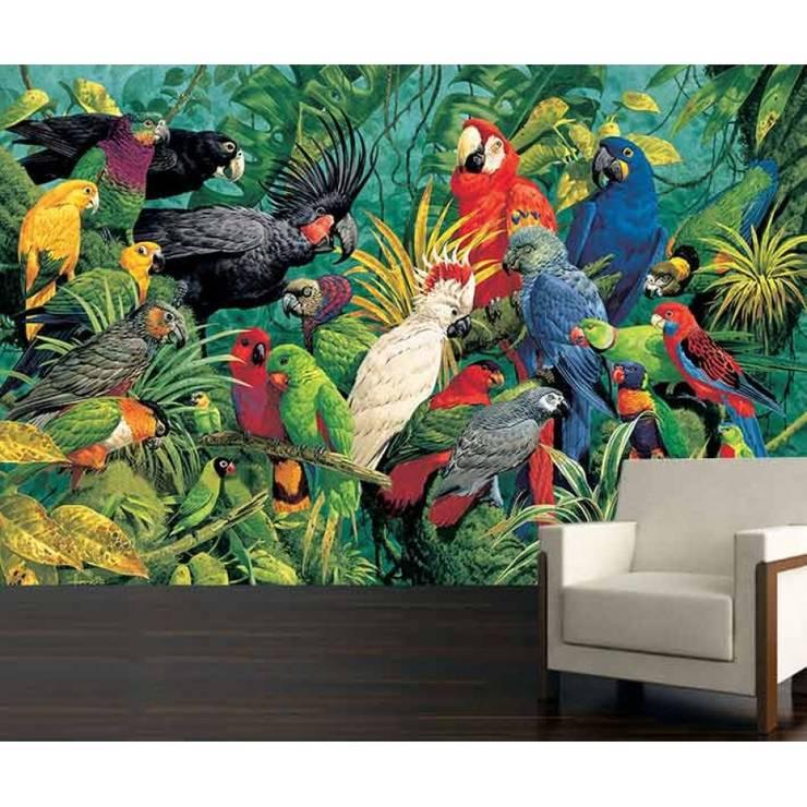 Akay Ev – Duvar Kağıtları:  tarz Duvarlar