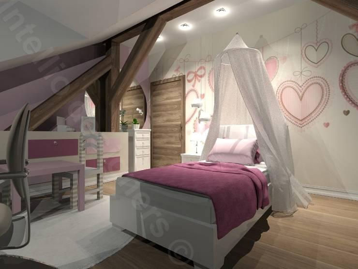 Pokój dziecka: styl , w kategorii Pokój dziecięcy zaprojektowany przez Intellio designers,Nowoczesny