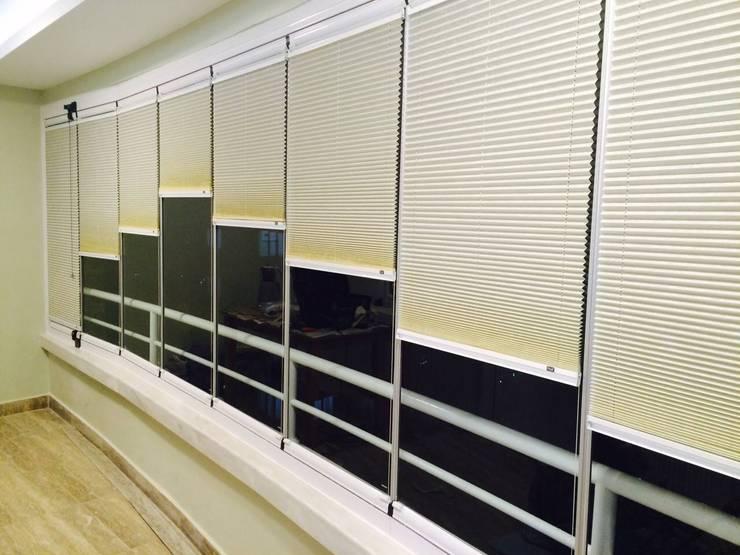 Moda Perdecisi – Moda Perdecisi: modern tarz Pencere & Kapılar