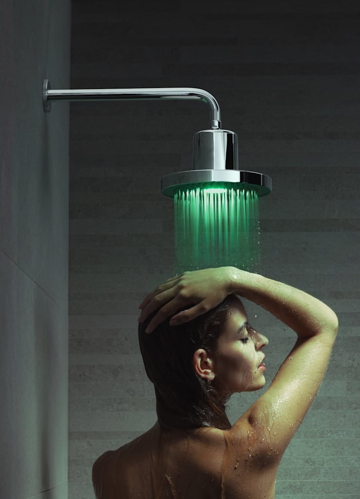 Main Therapy: Casa de banho  por Sanindusa