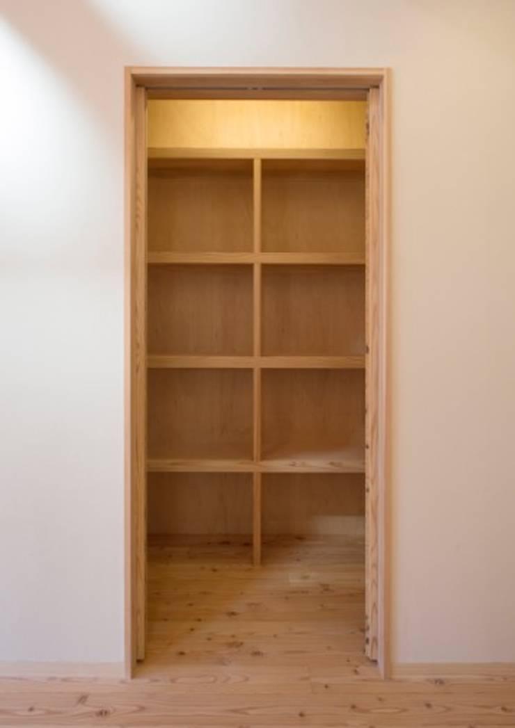 SUM邸: 株式会社エン工房が手掛けた寝室です。