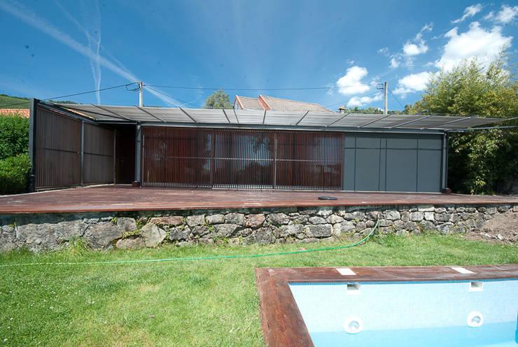 casa em ponte de lima: Casas  por armazenar ideias arquitectos