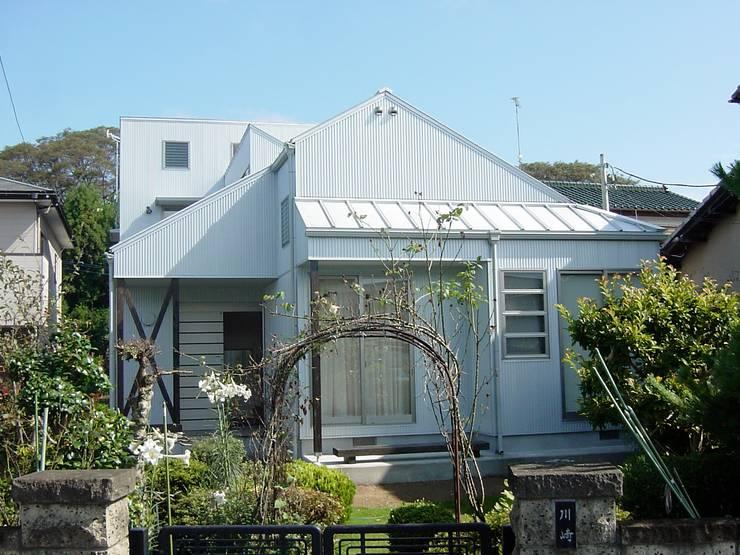 K-HOUSE: 雨川建築設計室が手掛けた家です。