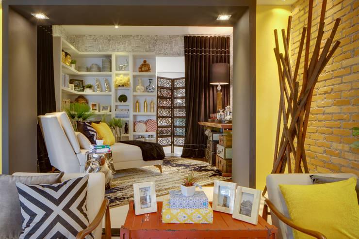 Relax Time: Salas de estar modernas por Studio²