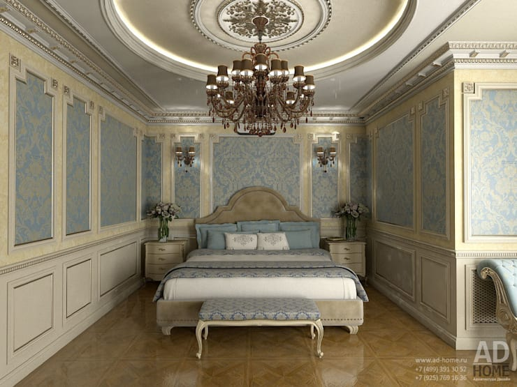 classic Bedroom by Ad-home