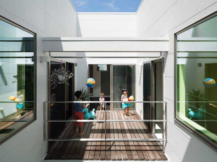 Terrace by 株式会社タバタ設計