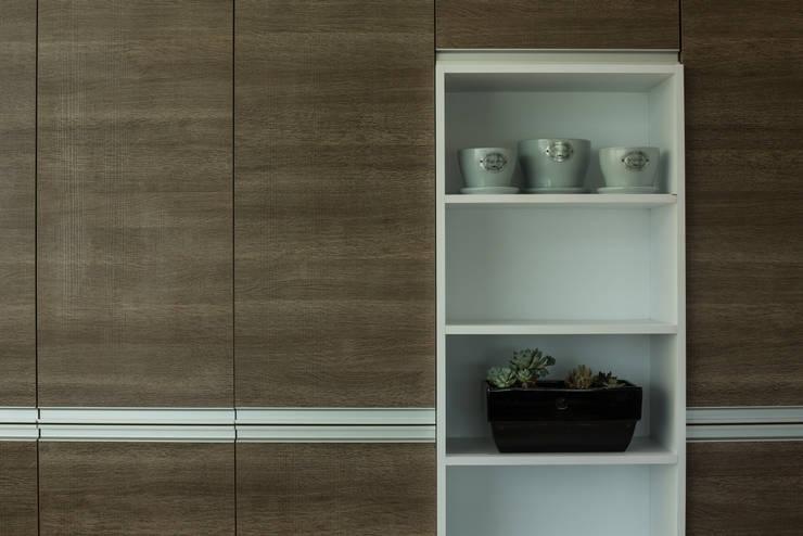 Alacena. : Cocinas de estilo  por Dovela Interiorismo