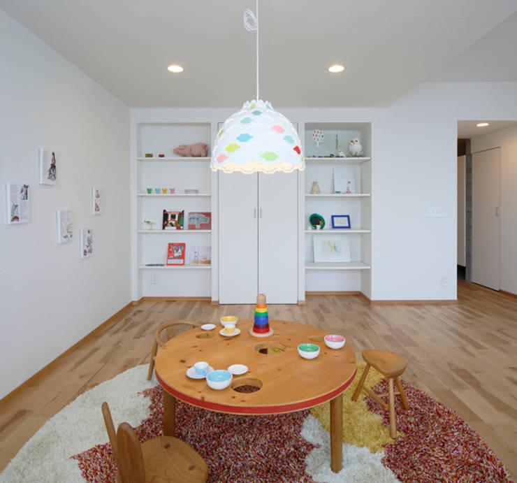 リアージュつくば春日 : 一級建築士事務所あとりえが手掛けた子供部屋です。