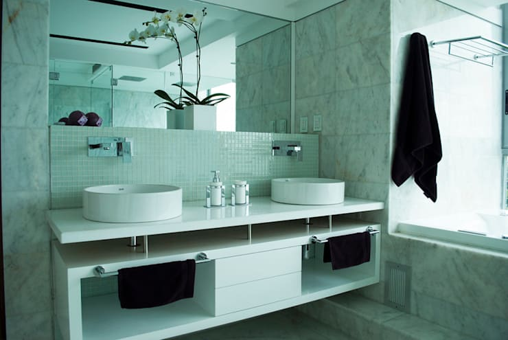 Bathroom by VODO Arquitectos