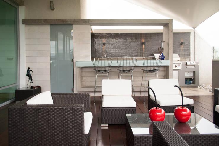 Terrazas de estilo  por VODO Arquitectos