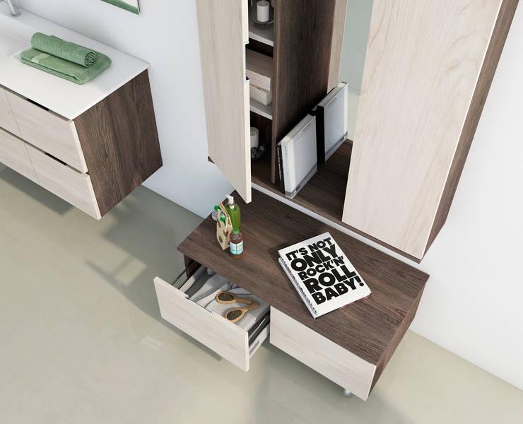 modern Bathroom by Yurba