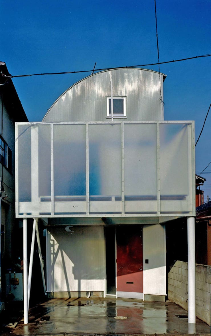 ファサード: 河浩介建築設計室.が手掛けた家です。