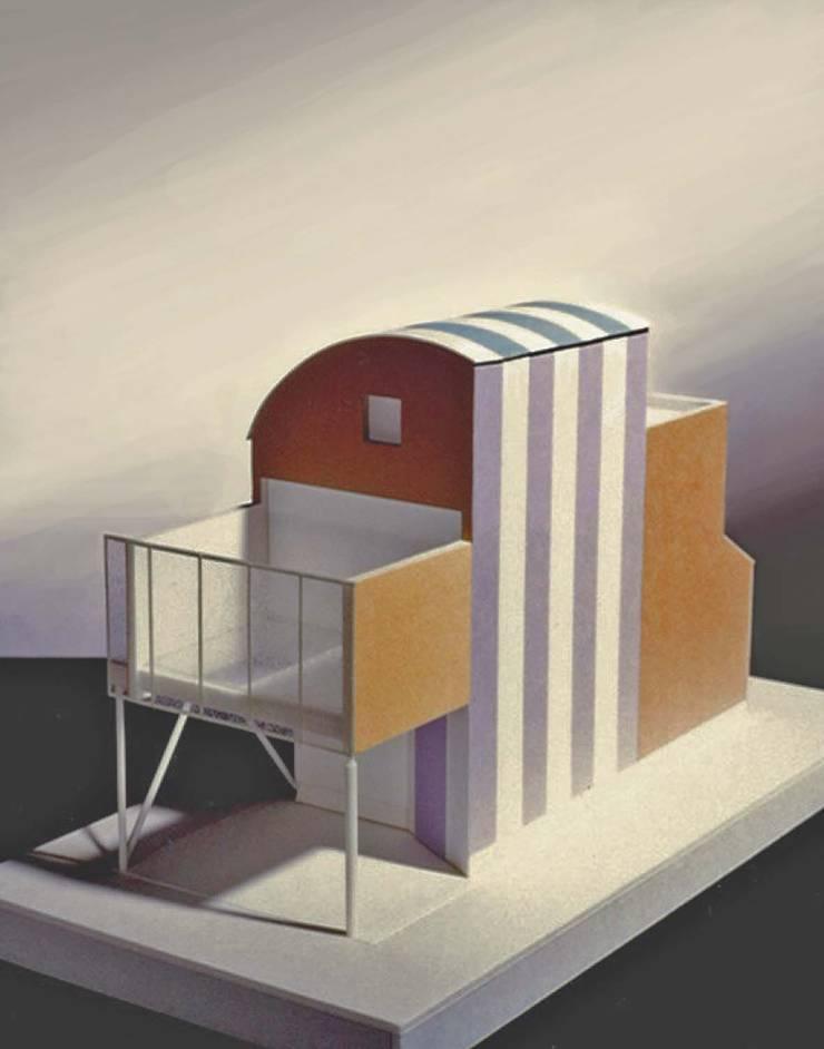 模型: 河浩介建築設計室.が手掛けた家です。