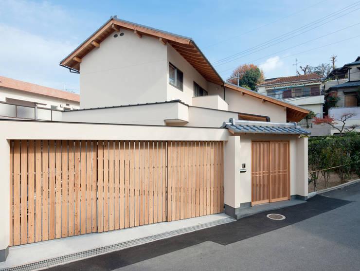 香里園町の家: 一級建築士事務所 Eee works が手掛けた家です。