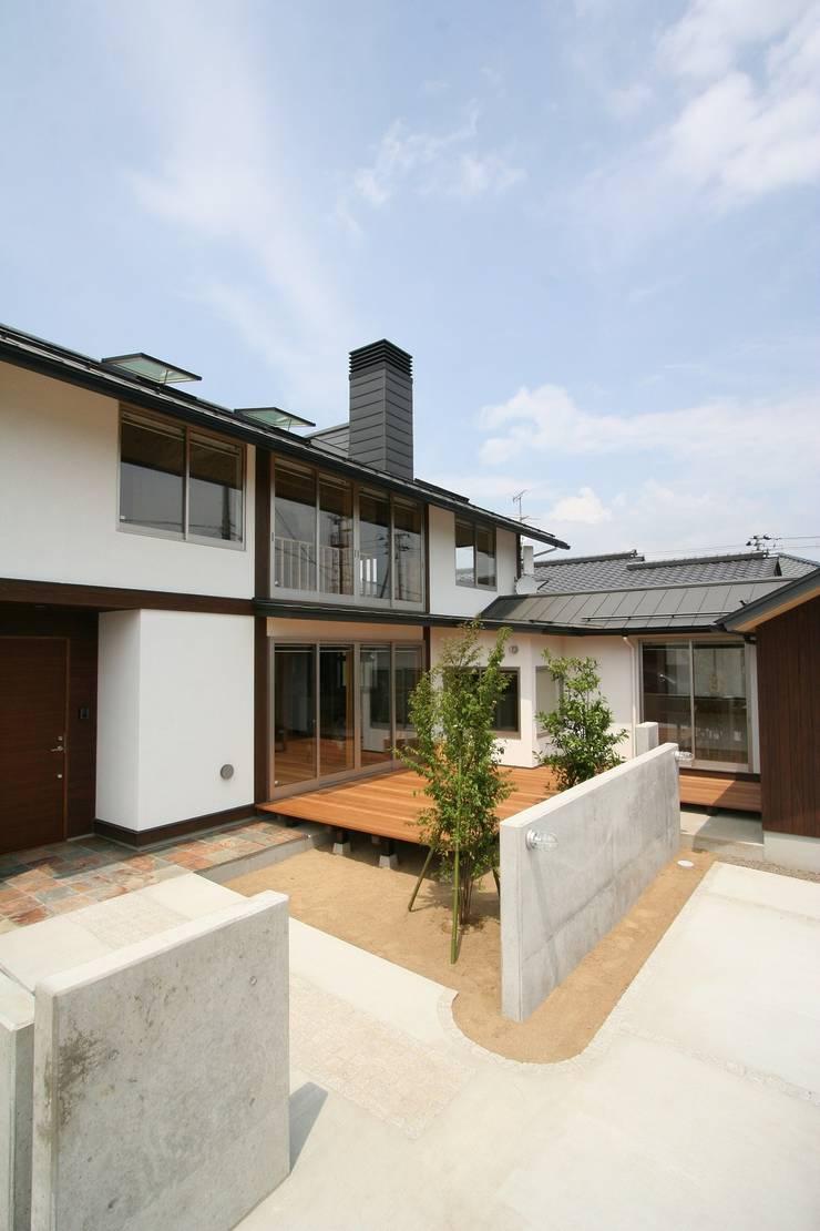 Дома в . Автор – 遠藤知世吉・建築設計工房, Азиатский