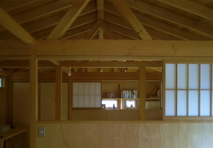 自邸: 箕口建築制作設計所が手掛けた窓です。