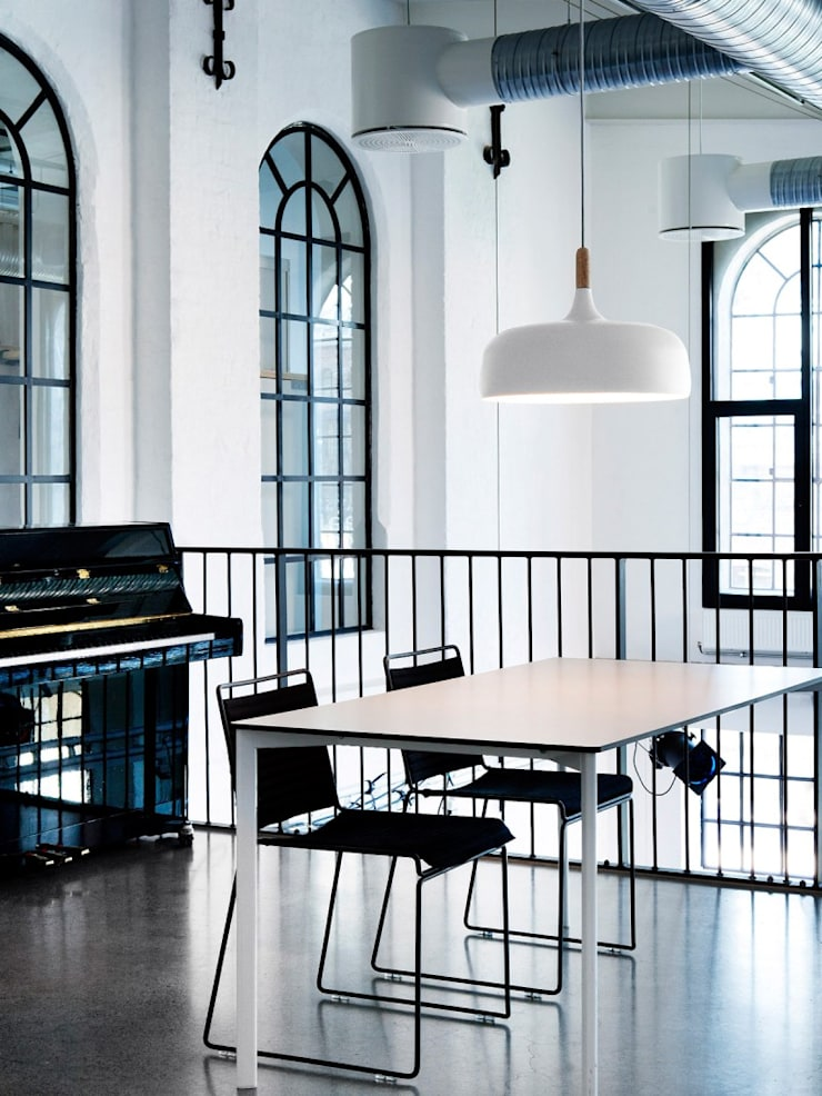Dining room by Designort,