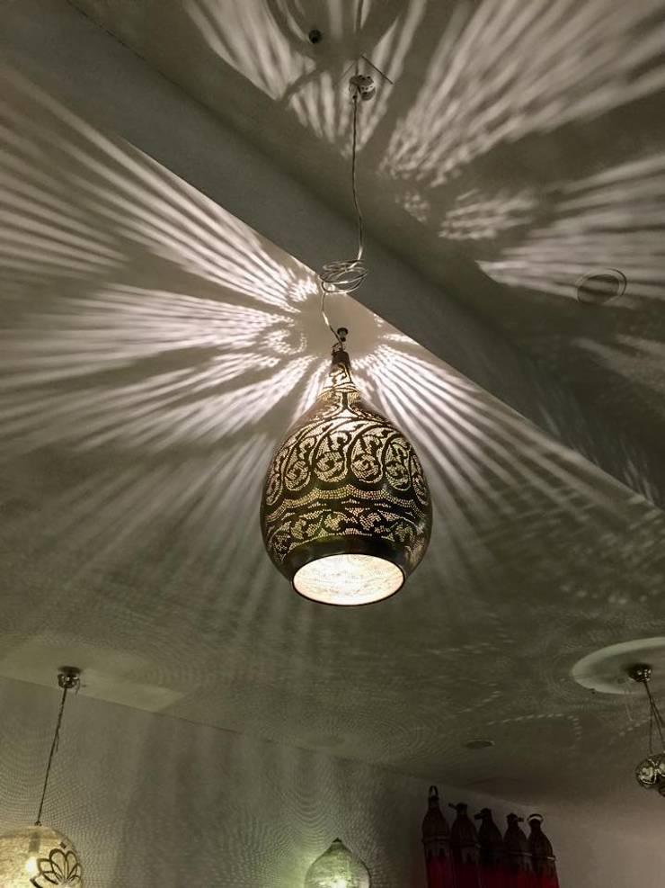 Orientalische Hange Lampen Von Oriental Moon Homify