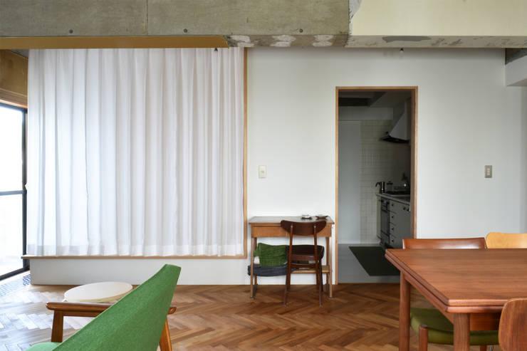 石川台のアパート: MoY architects   山本基揮建築設計が手掛けたです。