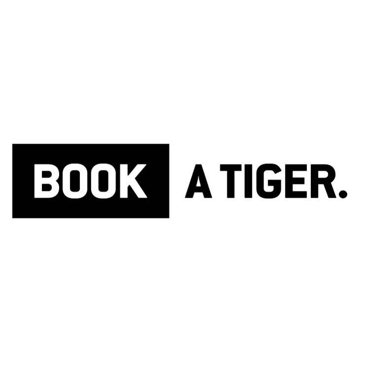 BOOK A TIGER의