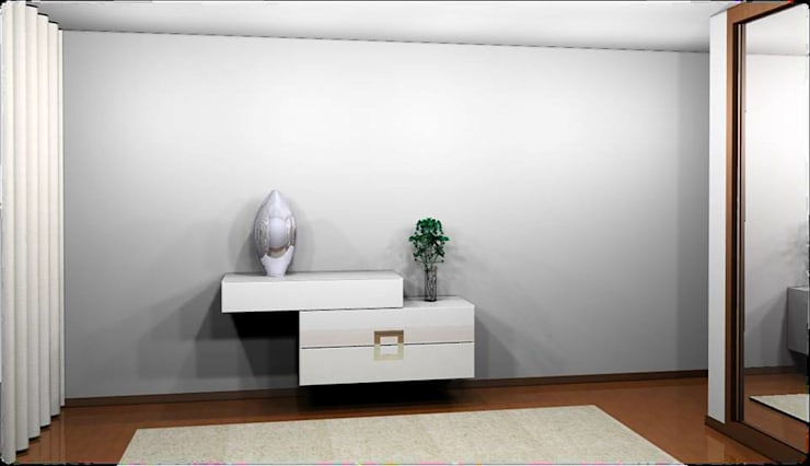 Quarto Inovação:   por BS Interiores