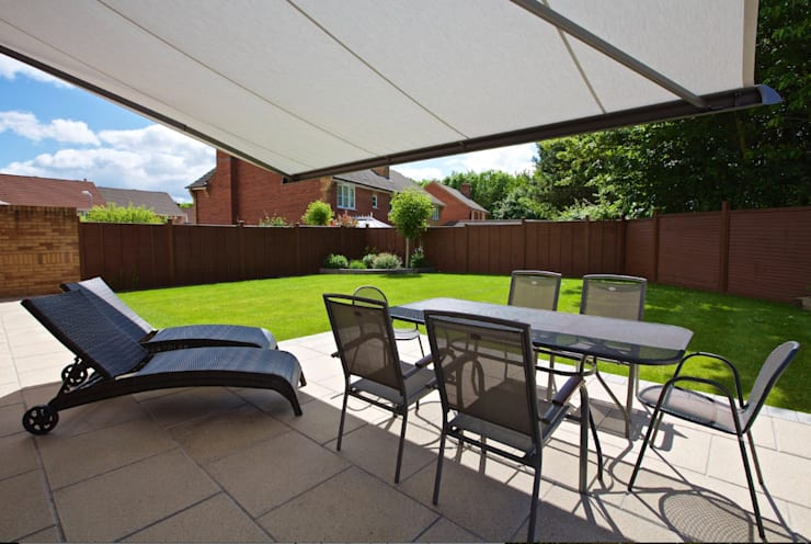 Awnings from Appeal:  Garden  by Appeal Home Shading