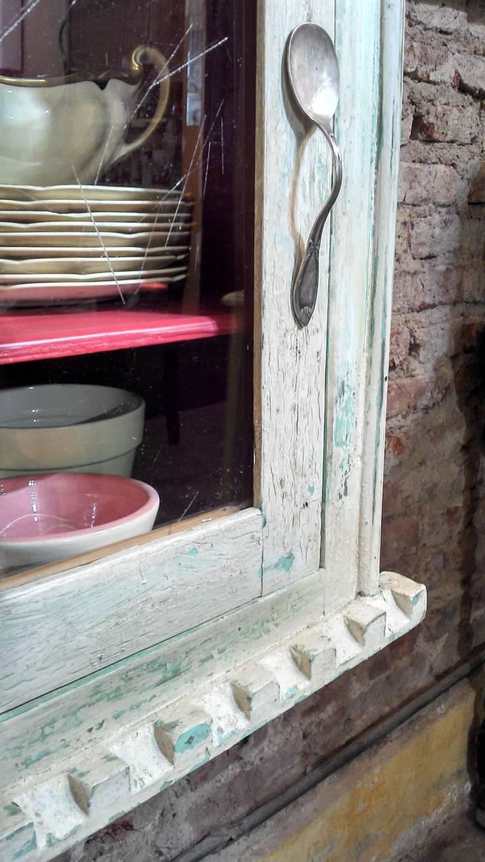 ANTIGUO BOTIQUIN:  de estilo  por Muebles eran los de antes - Buenos Aires,Rústico Madera maciza Multicolor