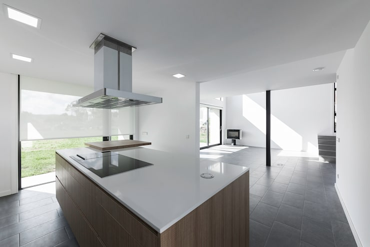 Built-in kitchens by AD+ arquitectura