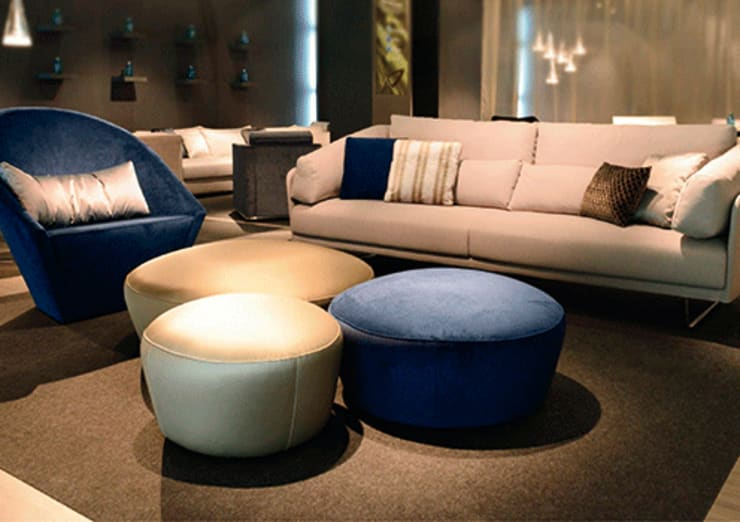 Living room by Riviera,