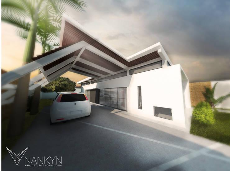 Wagon: Casas  por Nankyn Arquitetura & Consultoria
