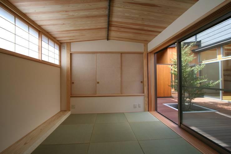 輝けるコート  The court which can shine : 遠藤知世吉・建築設計工房が手掛けた和室です。,