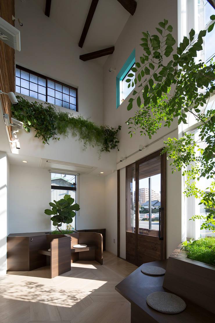 さち動物病院: 一級建築士事務所 西村設計が手掛けた医療機関です。,