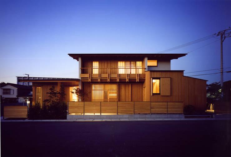 Houses by 辻健二郎建築設計事務所