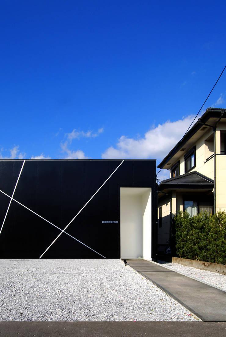 インナーコートのある家: BDA.T / ボーダレスドローが手掛けた家です。