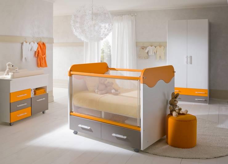 BedRooms Çocuk Odası Tasarımları – Cometa: modern tarz , Modern