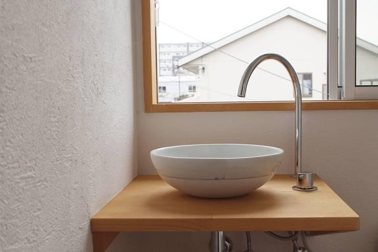 沼津の住宅: 一級建築士事務所 上野アトリエが手掛けたです。