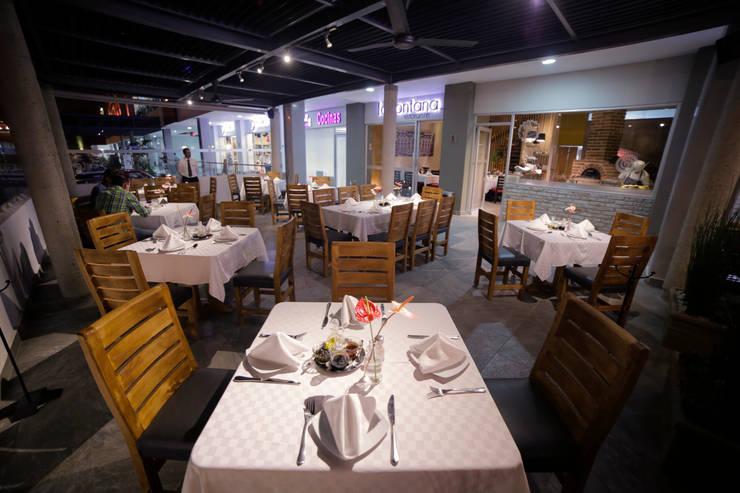 ร้านอาหาร โดย Taller La Semilla,
