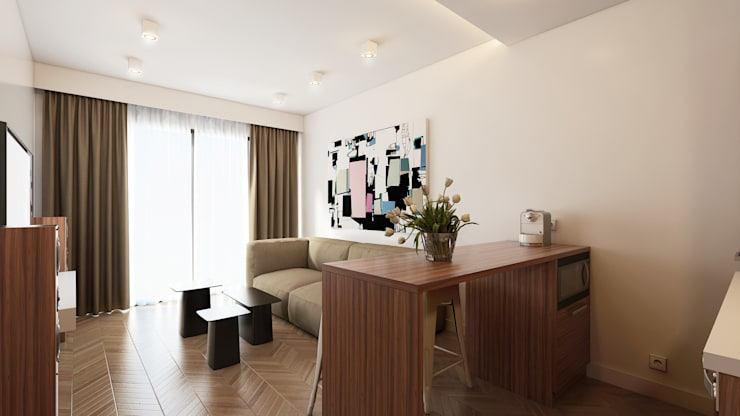 Salas / recibidores de estilo  por José Tiago Rosa