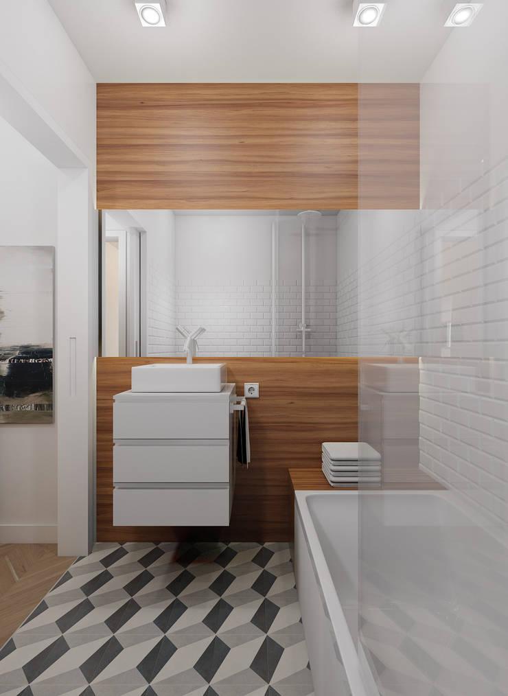 Mini T1: Casas de banho  por José Tiago Rosa