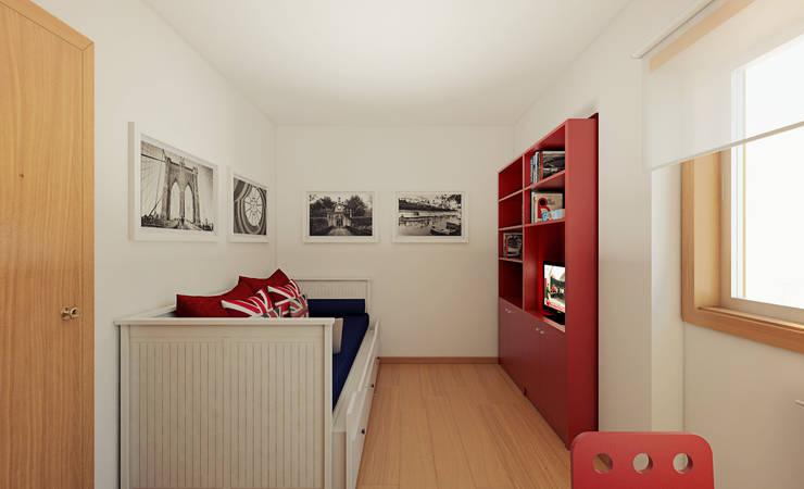 ห้องนอน by José Tiago Rosa