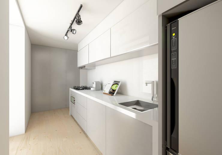 Keuken door José Tiago Rosa