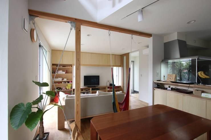 アトリエグローカル一級建築士事務所의  거실