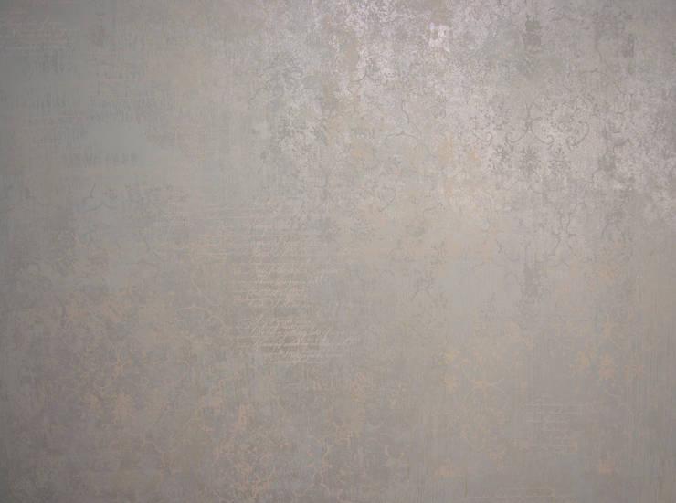 художественно - декоративное покрытие: Прихожая, коридор и лестницы в . Автор – мастерская22,
