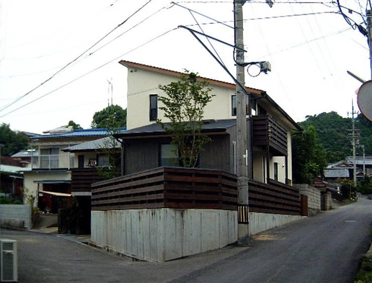 外観: 渡邉意匠が手掛けた家です。