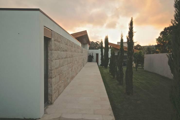 Projekty,  Domy zaprojektowane przez Urban Core
